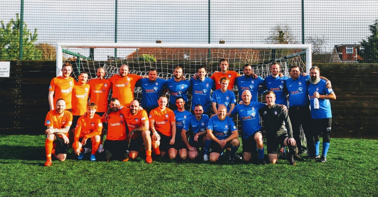 Sands United FC Solent