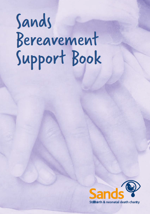 Sands Bereavement Support Book