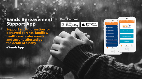 Bereavement Support App Facebook cover banner