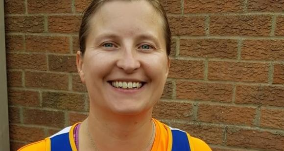 Heidi is running the Great North Run
