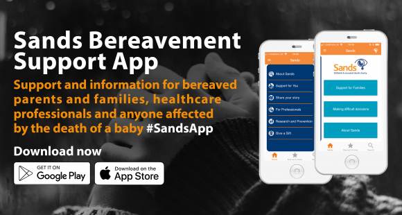 The Bereavement Support app