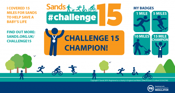 2019 Challenge 15 Champions   Sands - Stillbirth and