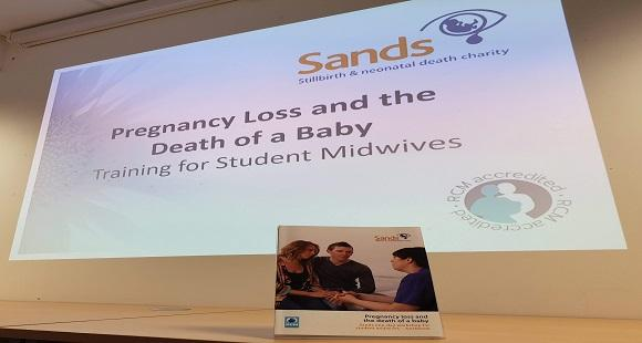 Sands Training for Student Midwives