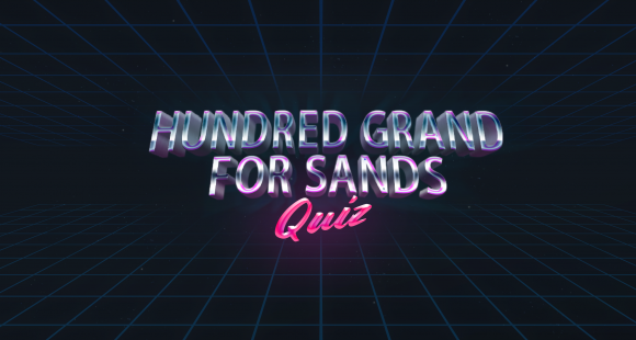 Sands Quiz Logo