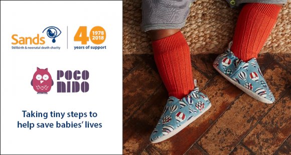 Sands takes tiny steps with Poco Nido to help save babies' lives