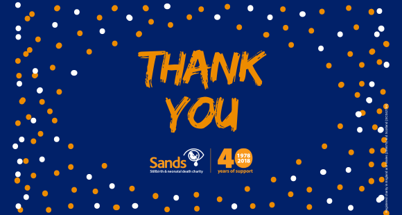 Thank you for supporting Sands