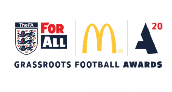 FA Grassroots Awards logo