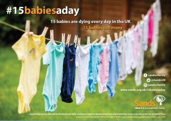 15 babies, stillbirth, neonatal death, sands, every day, #15babiesaday