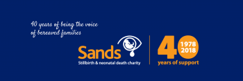 Sands, 40th anniversary Twitter header