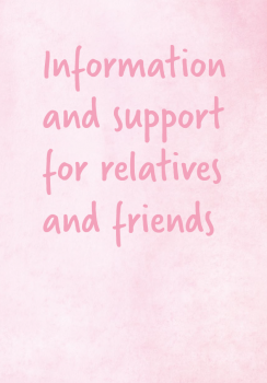 Sands - Information and support for relatives and friends