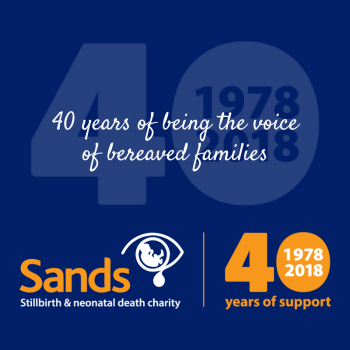 Sands, 40th anniversary, Social media profile picture 2