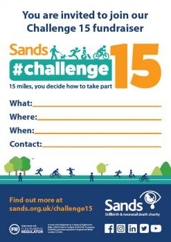 #Challenge15 - event specific poster