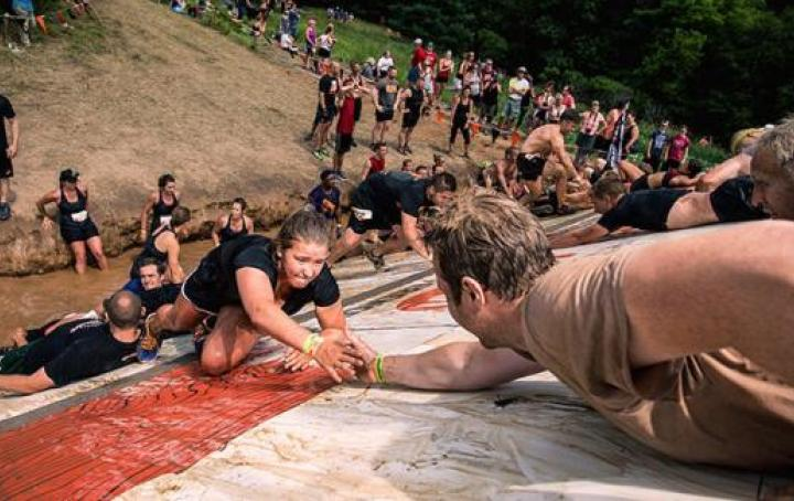 Tough Mudder Half London South