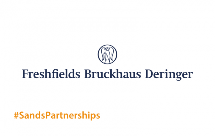 Freshfields Bruckhaus Deringer Sands partnerships logo