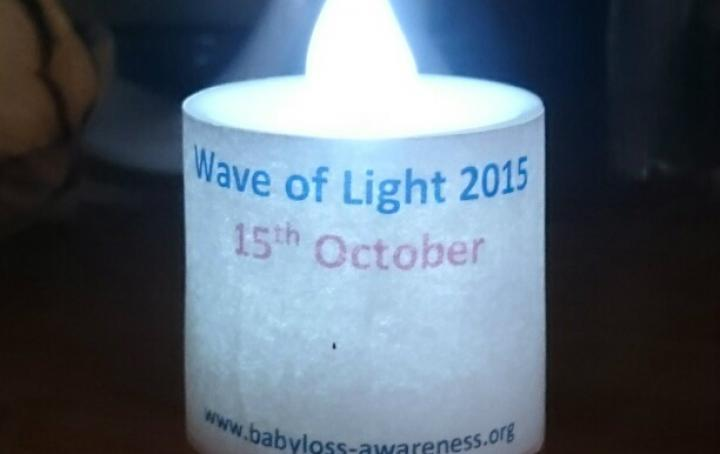 Baby Loss Awareness, week, baby loss, wave of light, sands, stillbirth, neonatal death, candle,  international Pregnancy and Infant Loss Awareness Day, baby, death, bereavement