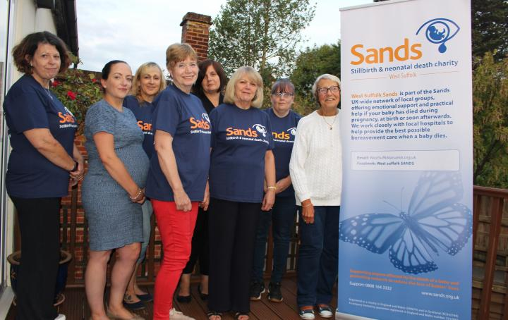 West Suffolk Sands group