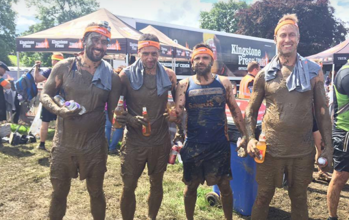 Tough Mudder Sands